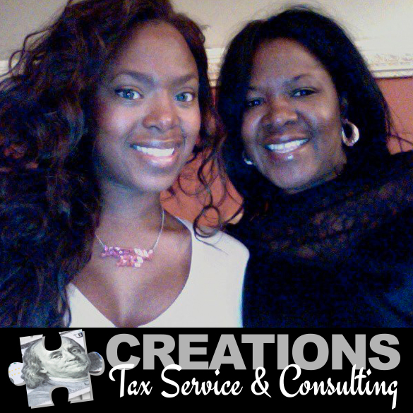 Creations Tax Service and Consulting